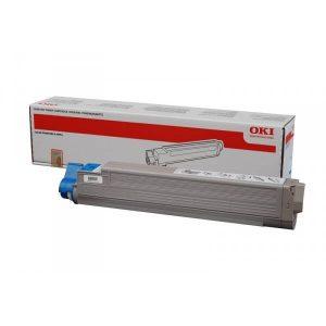 Toner OKI C920 Cian