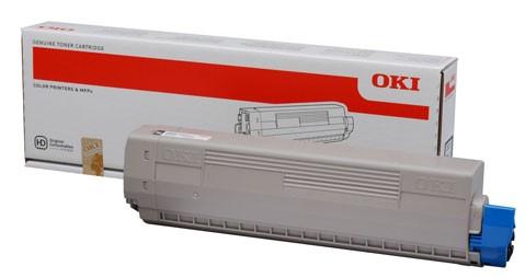 Toner OKI Amarillo 46606505