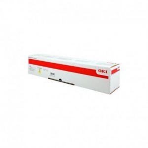 Toner Amarillo OKI C931 38000 paginas 45536505